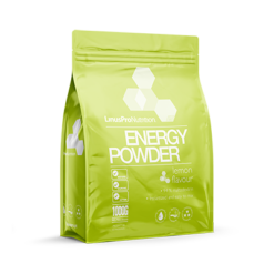 LinusPro Energy Powder (Lemon, 1000 g)