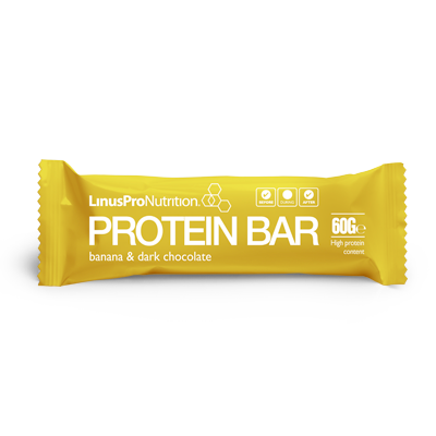 Image of LinusPro Proteinbar (Banan 60 g)