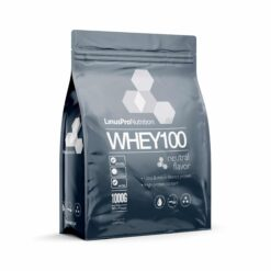 LinusPro WHEY100 Proteinpulver (Neutral, 1000 g)