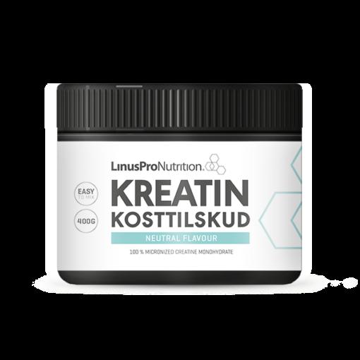 LinusPro PURE Kreatin (Neutral, 400g)
