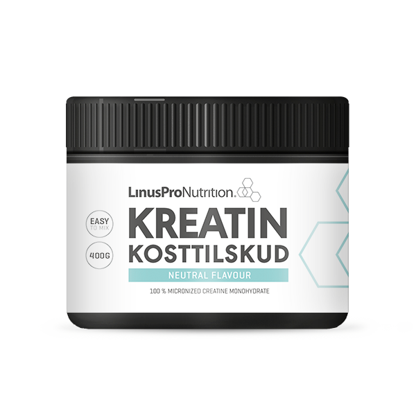 Image of   LinusPro PURE Kreatin (Neutral, 400g)