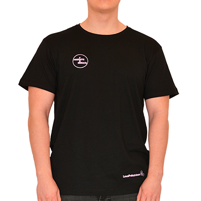 Image of   LinusPro Nutrition T-shirt (Sort)