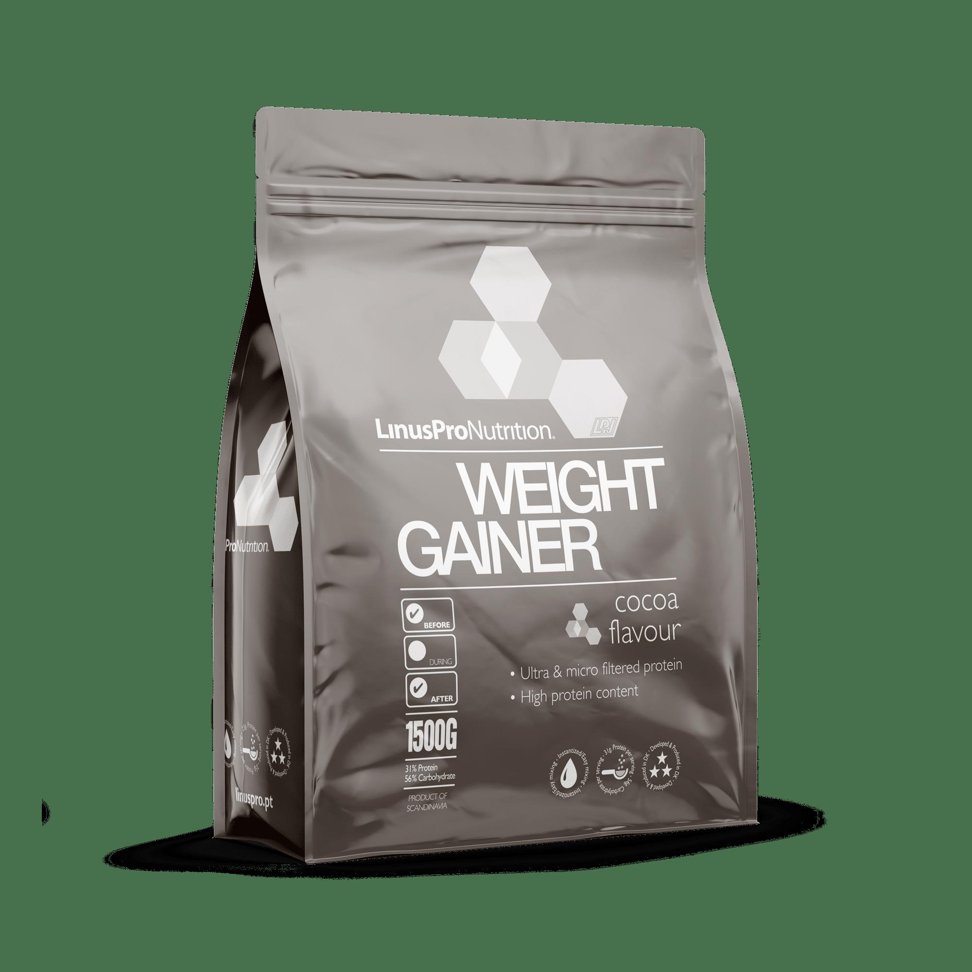 Image of   LinusPro Weight Gainer (Chokolade, 1500 g)
