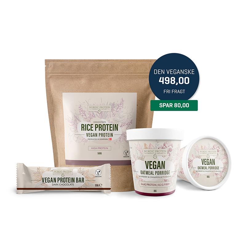 Image of Den veganske