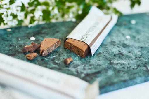 Nordic Protein Proteinbar 12 stk. (Chokolade, 55 g)
