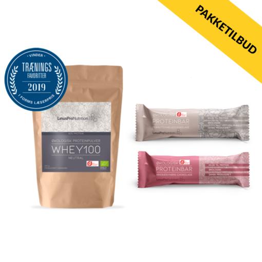 Den økologiske pakke – Premium (med 12 bars)