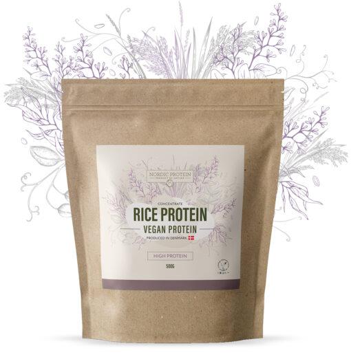 Nordic Protein Risproteinpulver (Neutral, 500 g)