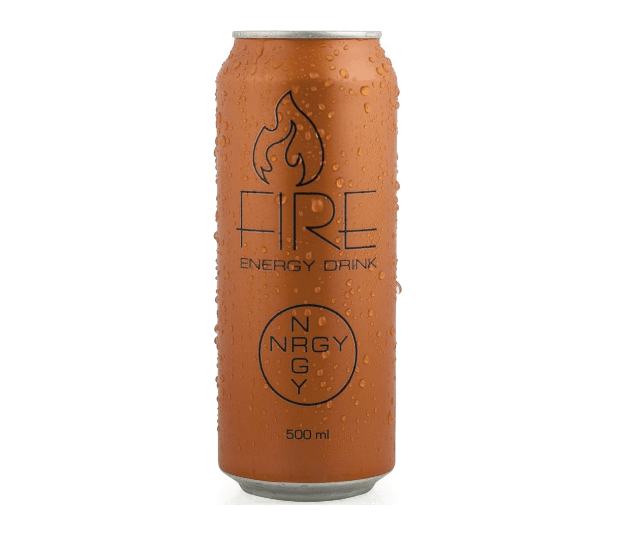 Image of   Fire Energy Drink (Classic, 250 ml)