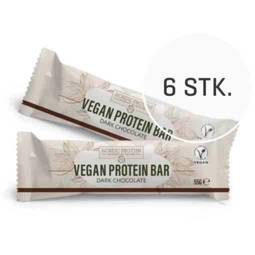Nordic Protein Proteinbar 6 stk. (Chokolade, 55 g)