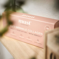 MUST – Anti-wrinkle Collagen 30 sticks (Collagen, 2,5 g)