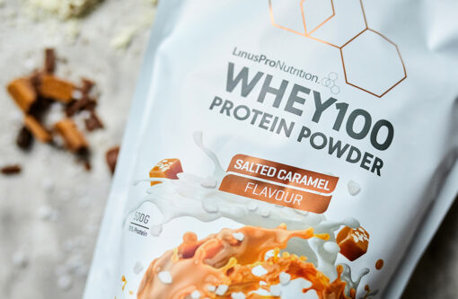 LinusPro PURE WHEY100 – Salted Caramel