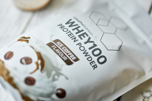 LinusPro PURE WHEY100 – Ice Coffee (500 gram)