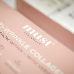 MUST Essentials® Anti-wrinkle collagen med Verisol® - brev sticks (75 gram)