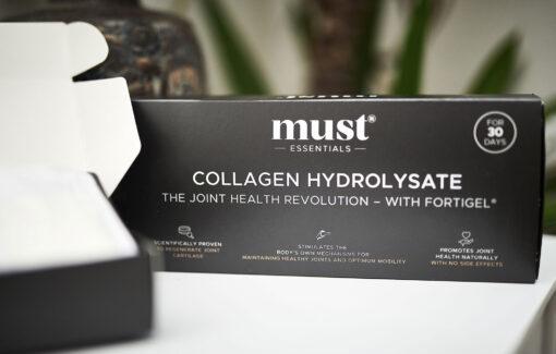 MUST – Kollagen Hydrolysate 30 sticks (Kollagen, 5 g)