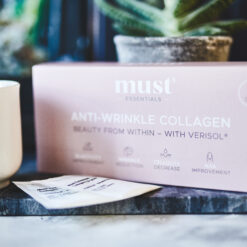 MUST Essentials® - Anti Wrinkle & Hydrolysate - sticks sampak (30 dage)