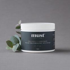 MUST Essentials® Collagen Hydrolysate med Fortigel® – 30 dage (150 gram)