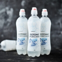 LinusPro Pure Isotonic sports drink – Ice White flavour (12 stk)