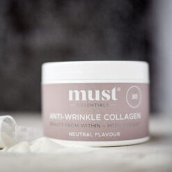 MUST Essentials® Anti-wrinkle collagen med Verisol® 30 dage (75 gram)