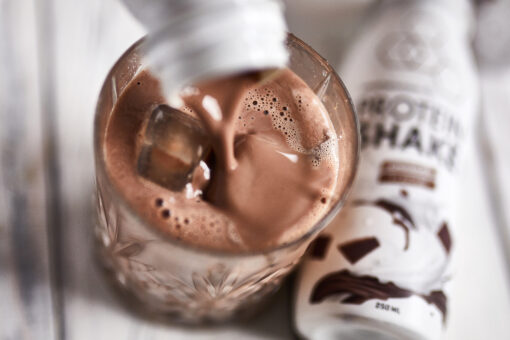 LinusPro Protein Shake 250 ml. Chokolade