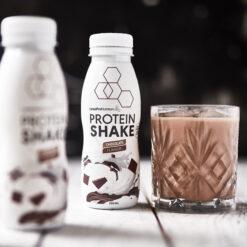 LinusPro Protein Shake 250 ml. Chokolade  (12 stk)