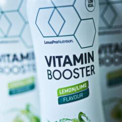 LinusPro Vitamin Booster (Lemon/Lime, 500ml)