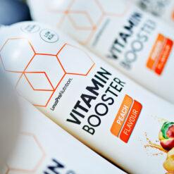 LinusPro Vitamin Booster (Fersken, 500 ml)