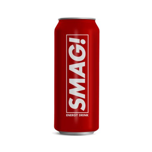 SMAG! Energy Original (500 ml, 24 stk.)